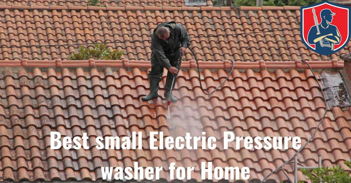 best small electric pressure washer for home