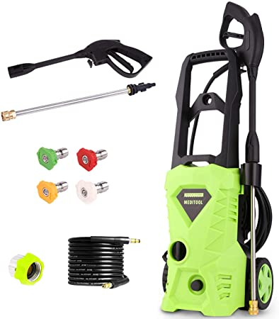 Homdox 2500 PSI Pressure washer
