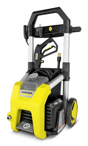 Karcher K1700 small Electric Pressure washer