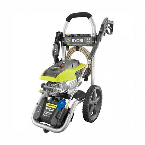 Ryobi RY142300 outstanding and best electric pressure washer for cars