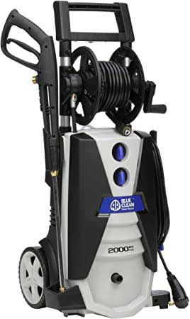 Second best electric pressure washer under 300 dollars which is designed for long lasting use.