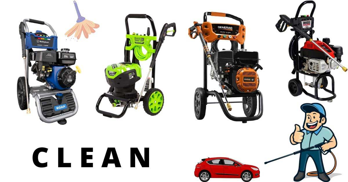 Best pressure washer under 300 : you can buy