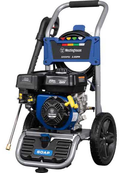 westinghouse best gas pressure washer for washing cars