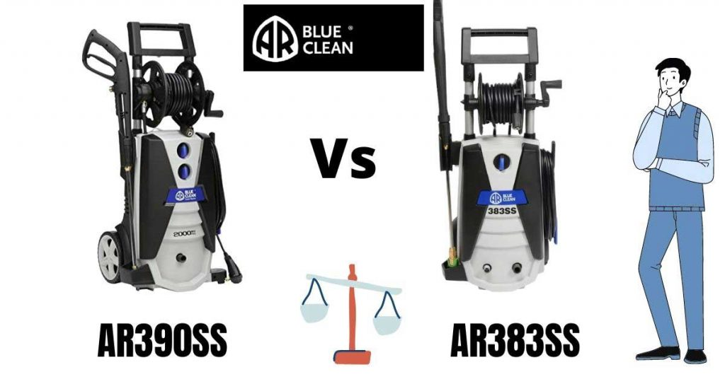 best comparison of AR390ss vs AR383SS