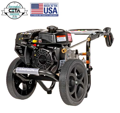 ryobi or simpson pressure washer which is worth to buy