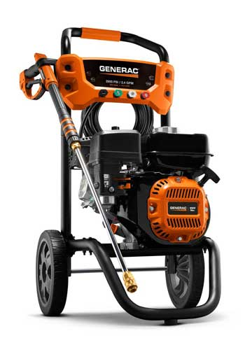 simpson Vs Generac pressure washer are the two best pressure washer companies