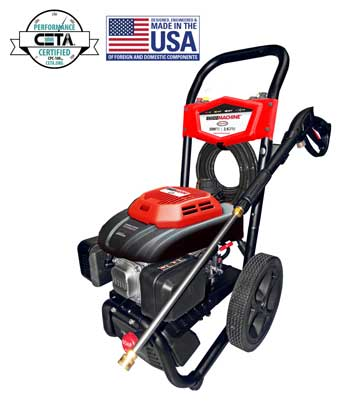 best budget power washer for cleaning decks and cars
