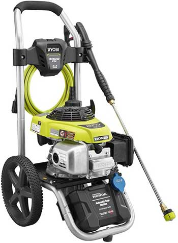 Simpson and ryobi pressure washer which is worth your money