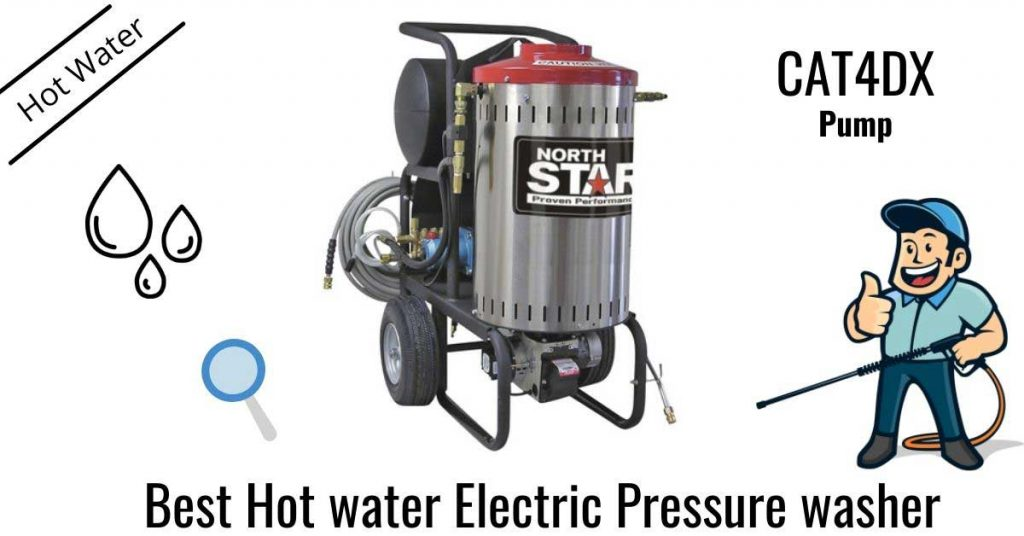 best hot water electric pressure washer which is worth to buy