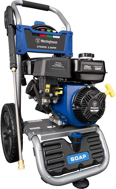 Best power washer for cleaning driveways