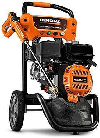 best generac pressure washer for driveways