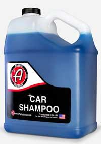 car wash shampoo for black car