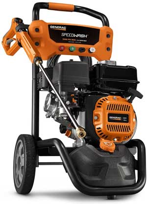 best pressure washer for cleaning concrete
