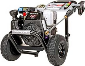 simpson msh3125 is the best gas pressure washer till date