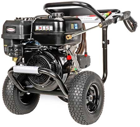 Best gas pressure washer for commercial use